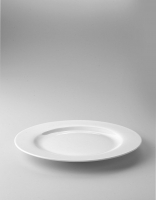 The Essential Ingredient White China Side Plate 20cm