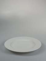 The Essential Ingredient White China Side Plate 16.5cm