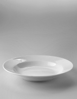The Essential Ingredient White China Soup Bowl 23cm