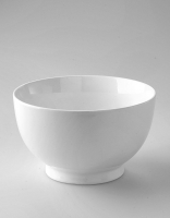 The Essential Ingredient White China Chinese Rice Bowl 14cm x 8cm