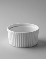 The Essential Ingredient White China Ramekin 9cm x 4.6cm (150ml)