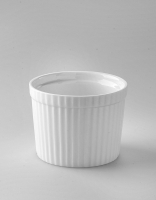 The Essential Ingredient White China High Ramekin 250ml