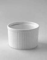 The Essential Ingredient White China High Ramekin 275ml