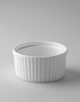 The Essential Ingredient White China Ramekin 6.8cm x 5cm (90ml)