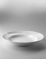 The Essential Ingredient White China Soup Bowl 28cm