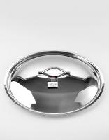 De Buyer Cast Stainless Steel Lid for De Buyer Affinity & Copper 14cm