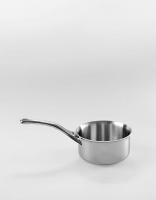 De Buyer 'Affinity' Stainless Steel Saucepan 18cm