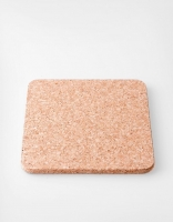 The Essential Ingredient Cork Mat Square 15cm x 15cm x 1cm