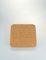 The Essential Ingredient Cork Mat Square 20cm x 20cm x 1cm