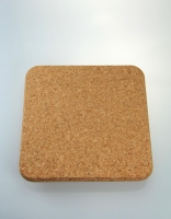 The Essential Ingredient Cork Mat Square 25cm x 25cm x 2cm