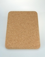 The Essential Ingredient Rectangular Cork Mat 20cm x 30cm x 2cm