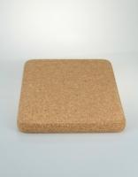The Essential Ingredient Rectangular Cork Mat 20cm x 30cm x 2cm