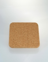 The Essential Ingredient Cork Mat Square 20cm x 20cm x 2cm