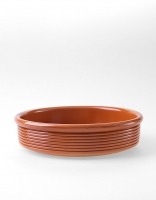 Graupera Casserole 'Wavy' - Honey 20cm