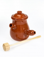 Graupera Chocolate Jug Honey
