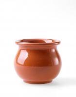 Graupera Small Round Honey Pot 6.5cm x 7.5cm