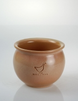 Graupera Jam Pot with The Essential Ingredient Logo Beige