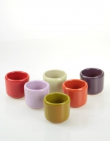 Graupera Egg Cups - Set of 6 (various colours)