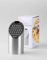 Novacook Stainless Steel Parmesan Cheese Grater/Shaker
