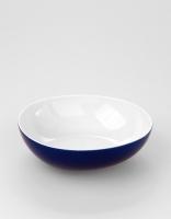 Vista Alegre Karma Blue Bowl 17cm