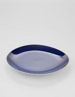 Vista Alegre Karma Blue Plate 22cm