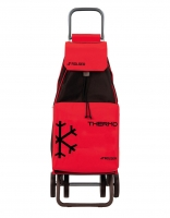 Rolser 'Imax' Thermo Trolley - 4 wheels Red/Black