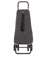 Rolser 'EcoMaku' Trolley, 4 wheels Charcoal/Carbon