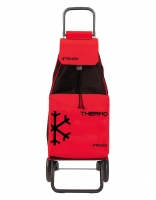 Rolser 'Imax' Thermo Trolley - 2 wheels Red/Black