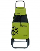 Rolser 'Imax' Thermo Trolley - 2 wheels Lime/Black