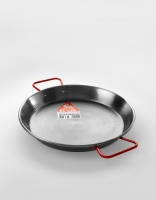 El Cid Polished Steel Paella Pan 30cm