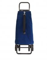 Rolser 'EcoMaku' Trolley, 4 wheels Blue