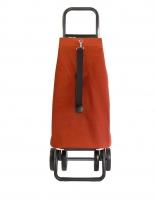 Rolser 'EcoMaku' Trolley, 4 wheels Red