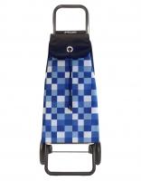 Rolser 'Imax' Trolley - 'Dama' design Blue