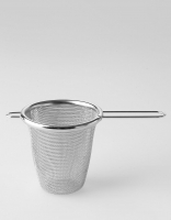 Japanese Stainless Steel Conical Tea Strainer 65mm/30 Mesh