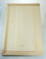The Essential Ingredient Lime/Beech Wood Baker's Board 60cm x 40cm