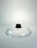 High Dome Pyrex Glass Lid 26cm