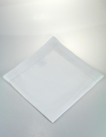 The Essential Ingredient Deluxe Pure Linen Table Napkin - White 45cm x 45cm