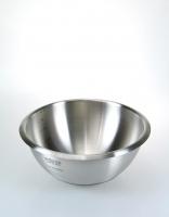 De Buyer Hemispherical Bowl - Silicon Base 20cm