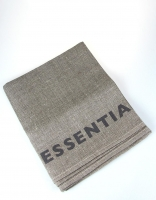 The Essential Ingredient Pure Linen Tea Towel - Natural 80cm x 47cm