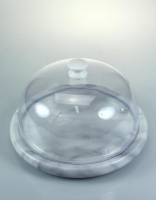 Judge Marble Cheese Board and Dome 19cm x 10cm