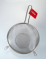 Inoxibar Stainless Steel Strainer with Stand 20cm