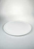 The Essential Ingredient White China Coupe Side Plate 20cm