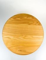 The Essential Ingredient Cherry Wood Round Board 35cm