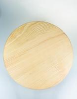 The Essential Ingredient Ash Wood Round Board 35cm