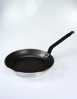 De Buyer Non-Stick 'Choc' Classic Frypan with Black Handle 28cm
