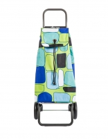 Rolser 'Imax' Trolley - 'Bancal' design Green