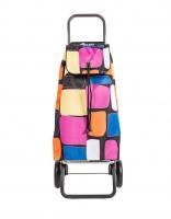 Rolser 'Imax' Trolley - 'Bancal' design Black