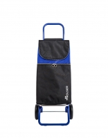 Rolser 'Mountain' Trolley - 'Original' design with coloured handle Blue