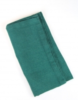 The Essential Ingredient Pure Linen Napkin - Green 45cm x 45cm