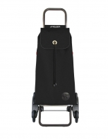 Rolser 'Pack' Logic - 6 Wheels Black